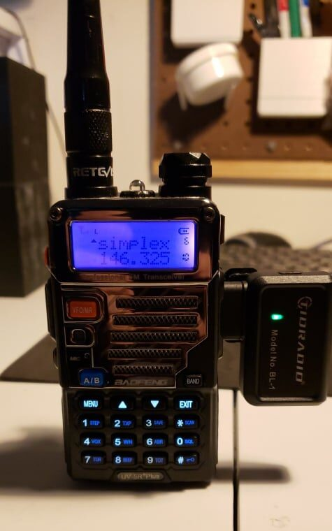 Program your Baofeng Radio over Bluetooth, Wirelessly